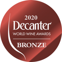 Decanter World Wine Awards Bronze 2020