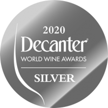 Decanter World Wine Awards Silver 2020