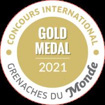 Logotipo de Grenaches du Monde